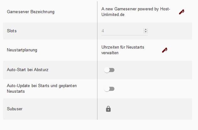Automatisierung Valheim-Gameserver