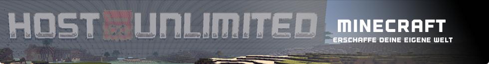 HostUnlimitedde Minecraftserver Kostenlos Testen - Minecraft server spielen kostenlos